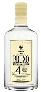 Bruxo Mezcal N4 Espa.Barril Cuishe - 700 ml
