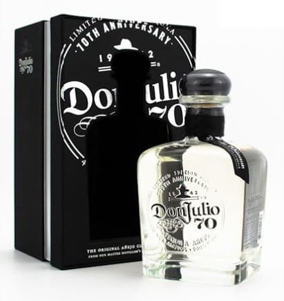 Don Julio 70th Anniversary Limited Edition Anejo Tequila - 750 ml