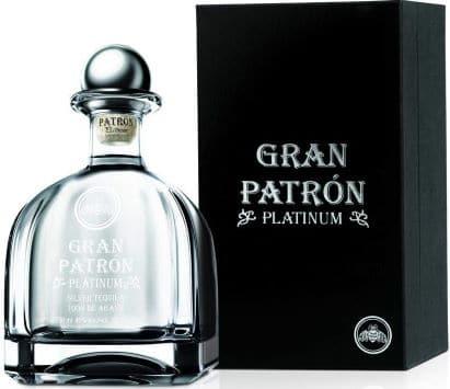 Gran Patron Platinum Tequila 70 Cl