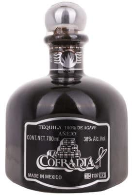 La Cofradia Tequila Añejo 100% de Agave Reserva Especial 38,00% 0.7 l