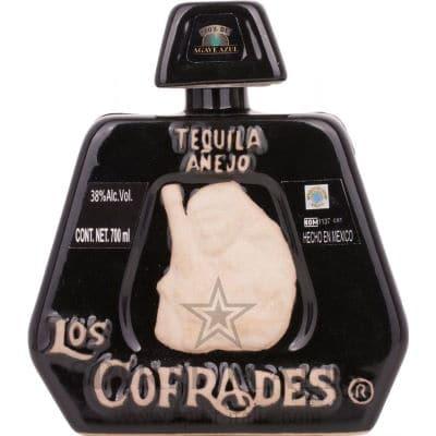 Los Cofrades Tequila Anejo 100% de Agave Azul 38,00% 0.7 l